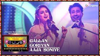 Download T-Series Mixtape Punjabi: Gallan Goriyan/Aaja Soniye   Harbhajan Mann Akriti Kakar   Bhushan Kumar Video