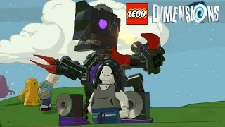 Download LEGO Dimensions - Marceline Gameplay Video