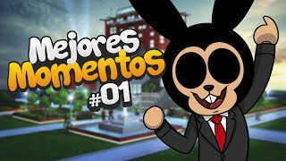 Download ROBLOX: MEJORES MOMENTOS iTownGamePlay #1 Video