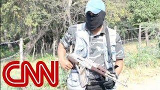 Download Vigilantes clash with Mexican cartels Video