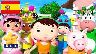 Download Canciones para Niños | Canción Alienígena | Canciones Infantiles | Little Baby Bum Júnior Video