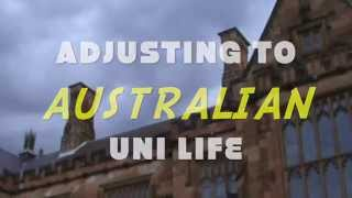 Download Adjusting to Australian Uni Life: Tips for International and Local Students Video