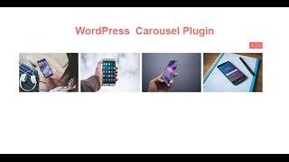 Download wordpress carousel plugin - owl carousel wp (free version ) Video