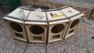 Download Line array casero parte 2 Video