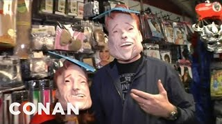 Download Conan Visits The Halloween Store - CONAN on TBS Video