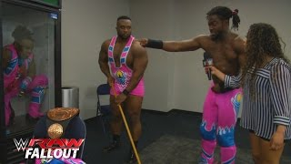 Download The New Day rehabilitates in the ″Positivity Box″: Raw Fallout, February 29, 2016 Video