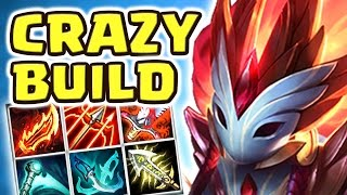 Download THIS DAMAGE IS ACTUALLY CRAZY | MAX ATTACK SPEED 100% CRIT 25 KILLS KINDRED JUNGLE - Nightblue3 Video