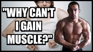 Download ″I Can't Gain Muscle Mass Or Body Weight!″ (3 Quick Fixes) Video