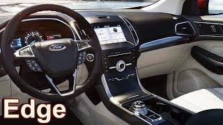 Download 2019 Ford Edge - INTERIOR Video