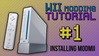 Download Wii Softmodding - PART 1 - MODMII Video