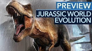Download Grafikpracht, die Ark neidisch macht: Jurassic World Evolution Gameplay Preview Video