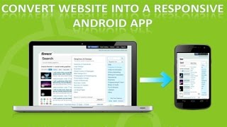 Download How to Convert Website into Android App using Android Studio Video