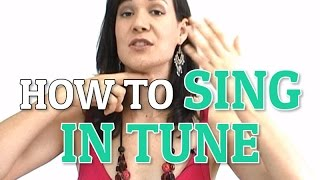 Download How To Sing In Tune - Three Simple Steps Video