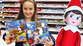 Download Elf on the Shelf is BACK! Black Friday Shopping for Elf Pets and New Outfits DAY 1 Video