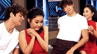 Download Noah Centineo Can't Hide his Affection for Lana Condor Video