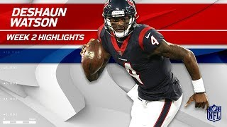 Download Every Deshaun Watson Play Against Cincinnati | Texans vs. Bengals | NFL Wk 2 Player Highlights Video
