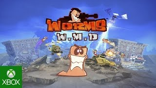Download Worms W.M.D Launch Trailer Video