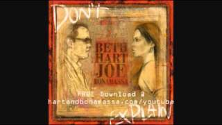 Download Beth Hart and Joe Bonamassa- I'd Rather Go Blind Video