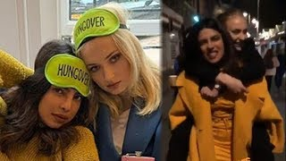 Download Priyanka Chopra & Sophie Turner TROLL Jonas Brothers With Hilarious Name Video