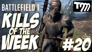 Download Battlefield 1 - KILLS OF THE WEEK #20 Video