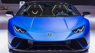 Download 2019 Huracan Performante Spyder - Performance, Driving Dynamics and Fresh-Air Exhilaration Video