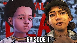 Download CLEMENTINE RETURNS - The Walking Dead Final Season - Done Running Part 1 Video
