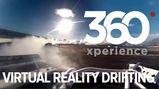Download Formula Drift with Mad Mike in 360 VR Video