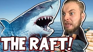 Download I HATE SHARKS!!! - THE RAFT! Video