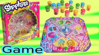 Download Shopkins Season 1 & 2 Pop N Race Family Fun Game Custom DIY Players Simple Craft Toy Unboxing Video