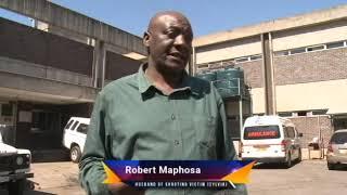 Download Interview with Robert Maphosa (Husband of Shooting Victim Sylvia Maphosa) Video