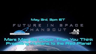 Download Mars May Be Closer Than You Think: Propelling Humans to the Red Planet Video