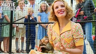 Download Go Behind the Scenes of The Zookeeper's Wife (2017) Video