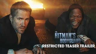Download The Hitman's Bodyguard (2017) Restricted Teaser Trailer – Ryan Reynolds, Samuel L. Jackson Video