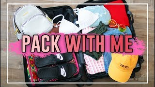 Download WHAT TO PACK IN A CARRY ON SUITCASE FOR A BEACH VACATION! // Jill Cimorelli Video