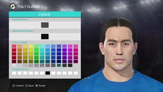 Download PES 2018 A. NESTA (face 6.0 + stats) [PERFECT] Video