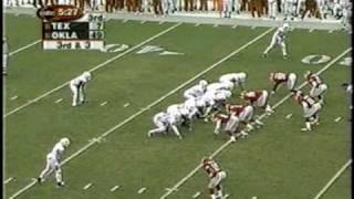 Download TEXAS MASSACRE *(2nd Half Highlights) Oklahoma vs. Texas 2000 Video