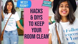 Download How to Organize Your Room! Organization DIYs + Hacks   Sejal Kumar Video
