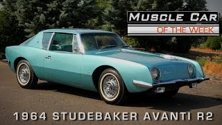 Download Muscle Car Of The Week Video Episode #138: 1964 Studebaker Avanti Paxton Supercharged R2 Video
