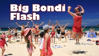 Download The Big Bondi Beach Flash Mob [ORIGINAL] Video