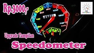 Download Cara Upgrade Tampilan Speedometer. Cuma Rp.3000,- Video