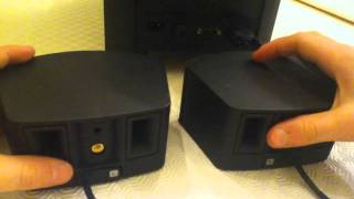 Download Bose CineMate GS Series II Digital Home Theater Speaker System Review & Setup Guide Video