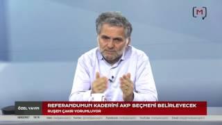 Download Ruşen Çakır Yorumluyor: Referandumun kaderini AKP seçmeni belirleyecek Video