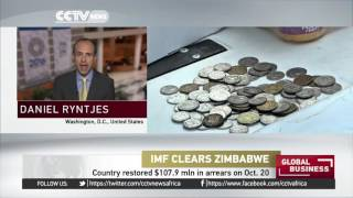 Download IMF lifts restrictions following Zimbabwe's clearance of loan arrears Video