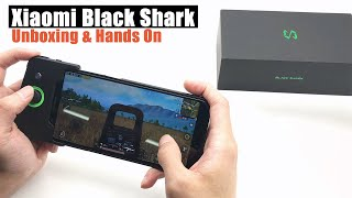 Download Xiaomi Black Shark Unboxing & Hands On Video