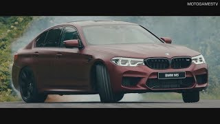 Download Need for Speed Payback - 2018 BMW M5 Announcement Video