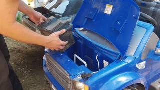 Download Power Wheels Lawn Tractor Battery Video