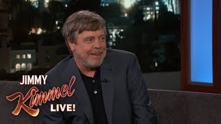 Download Mark Hamill on His Beard, Star Wars & Knightfall Video
