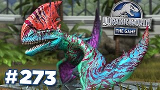 Download Tapejalosaurus The NEW Bargain Hybrid! || Jurassic World - The Game - Ep273 HD Video