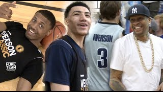 Download Allen Iverson Classic: ALL ACCESS Episode - SHAREEF, JQ, Mac McClung, Kevin Porter, Nassir Little Video