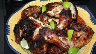 Download At Home Jerk Chicken. Video